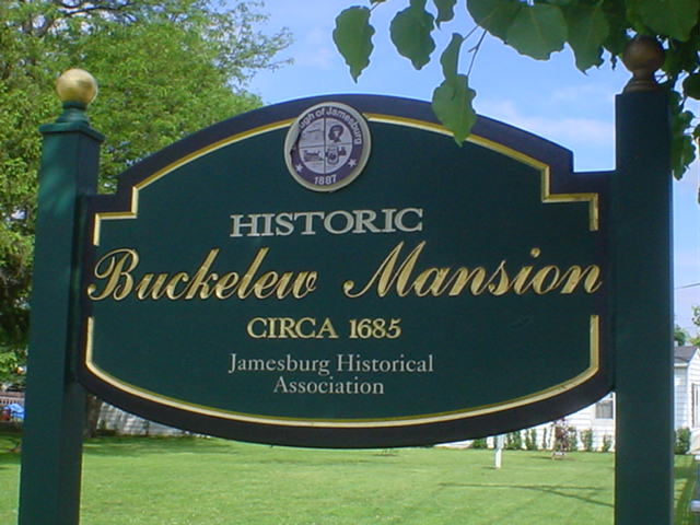 Welcome to the Historic Buckelew Mansion