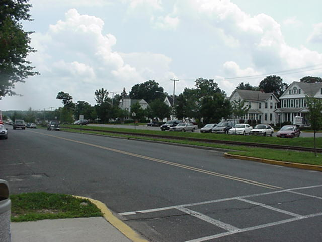 Downtown Jamesburg & Route 522