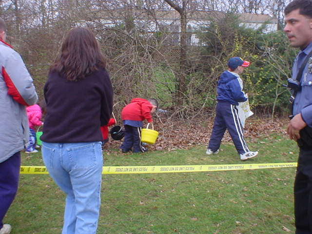 More Searching for Eggs!