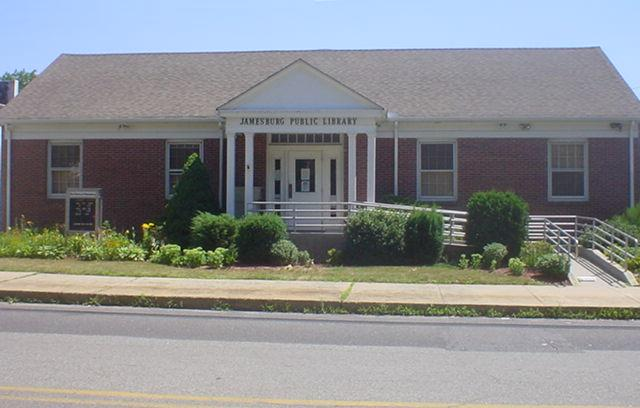 Jamesburg Public Library