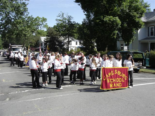 Jamesburg School Band