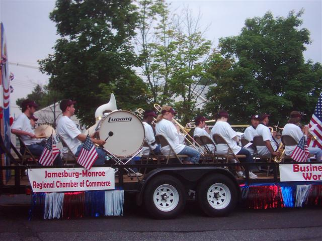 High-Roads School Band.