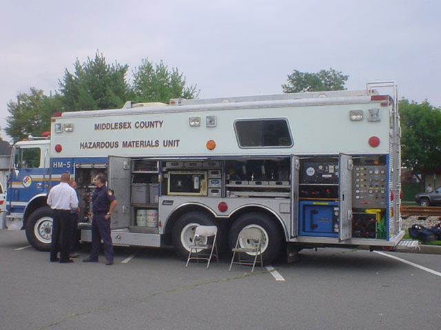 Middlesex County Hazardous Materials Unit