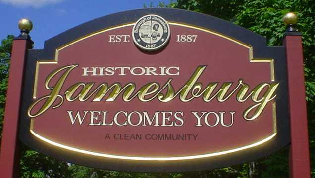 Historic Jamesburg, NJ Welcomes You!