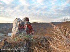 Washington and Chimney Rocks