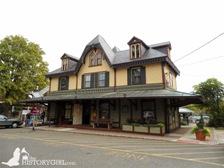 Fanwood Station