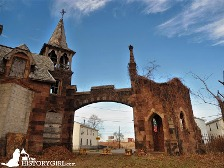 Woodland Cemetery - Newark